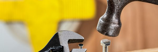 hammer and spanner mismatch