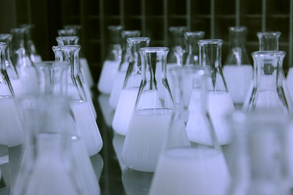 testing flasks