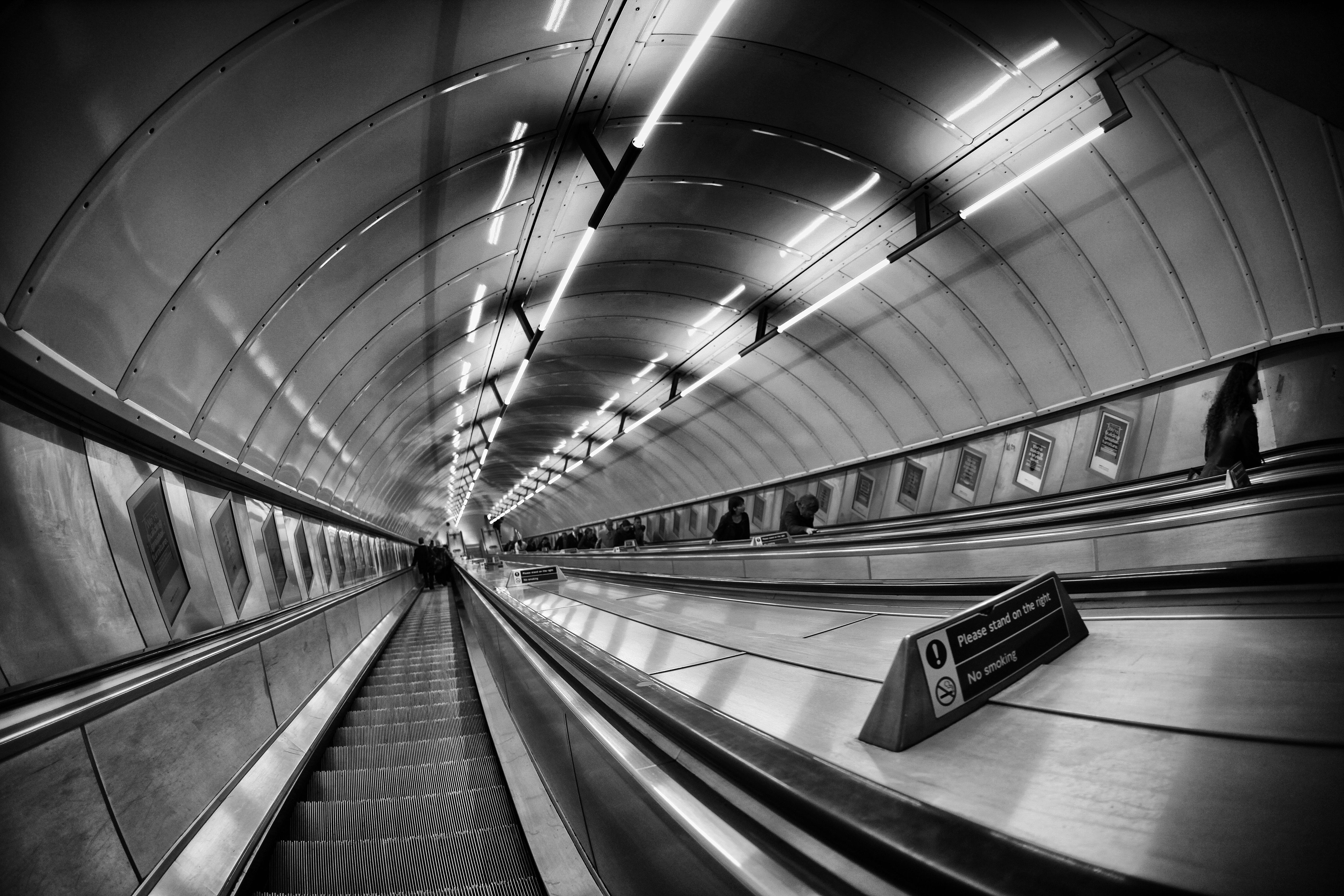 moving on, underground, metro